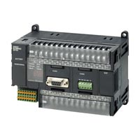 Omron Sysmac CP1H-X40DT-D Programmable Controller W// CP1W-EXT01 Adapter Unit